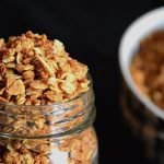 Maple Coconut Butter Quinoa Granola smaller