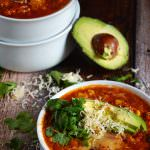Chicken Tamale Soup