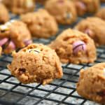 Flourless Peanut Butter M&M Cookies | The Housewife in Training Files