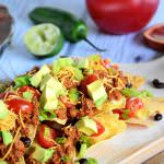 {Quick} Enchilada Nachos | The Housewife in Training Files