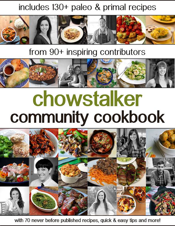 Chowstalker Community Cookbook pic