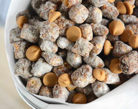 Captain Crunch Peanut Butter Puppy Chow
