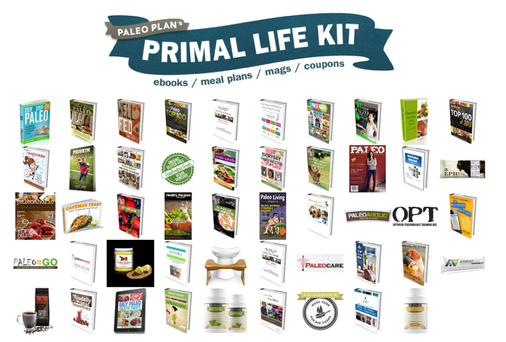 Primal Life Kit Sale - 49 Products for $39