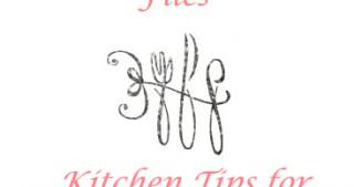 The Cooking Class Files | Part 5: Kitchen Tips – How to Successfully Read a Recipe