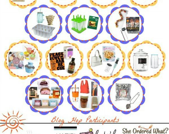 Sizzling Summer Giveaway! {Closed}