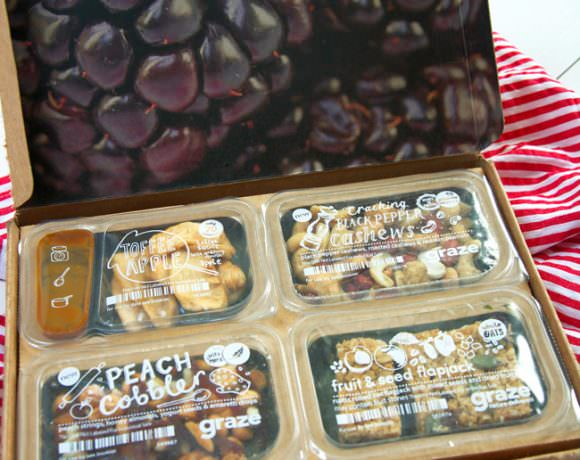 Gotta Love My Snacks – Graze Box Review!