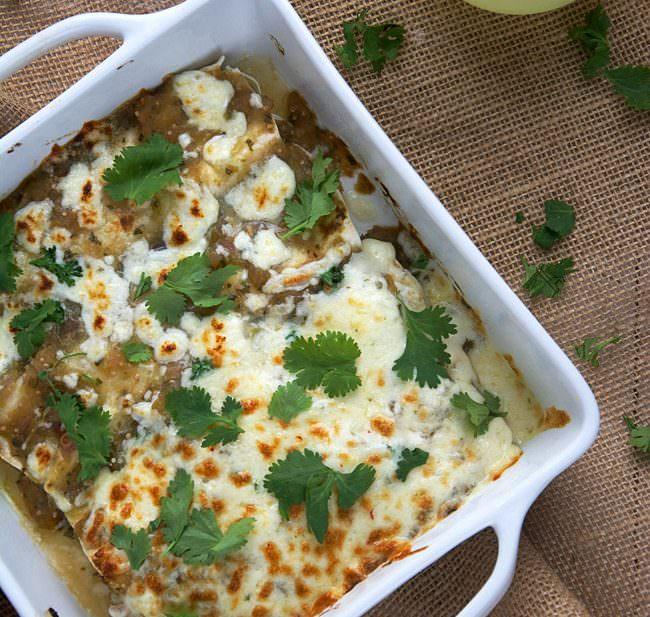 salsa verde salsa verde salsa verde salsa verde quick beef enchiladas ...