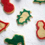 These Cut Out Sugar Cookies are the best cookies you will ever make! The perfect balance of soft and crispy, and not too sweet so you can decorate with icing and sprinkles!!