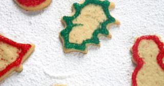 Nana's Perfect Cut Out Sugar Cookies