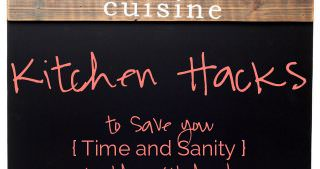 The Cooking Class Files : Part 6 | Kitchen Hacks to Save Every Day Cooks Time & Sanity