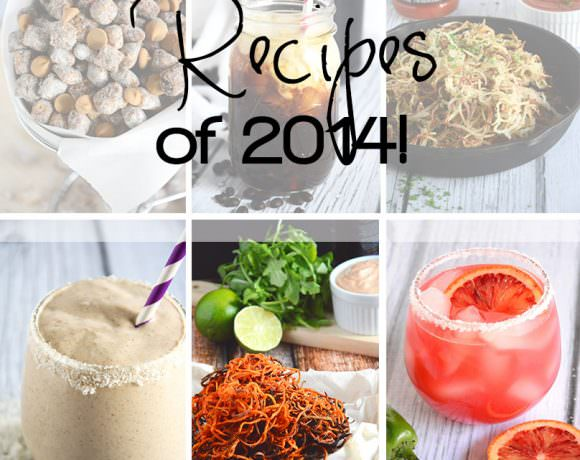Best Reader Recipes of 2014!