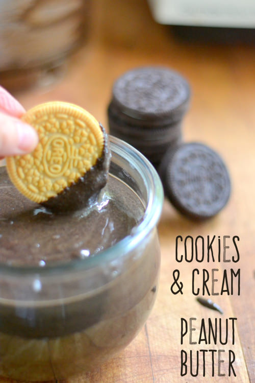 Cookies and Cream Peanut Butter | The View From Great Island