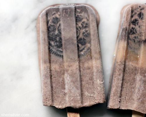 Oreo Milkshake Pops | Donuts, Dresses and Dirt