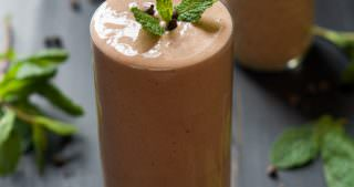 Skinny Peppermint Patty Shake