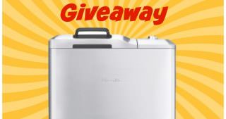 Do you knead a bread maker?? New GIVEAWAY! {Closed}