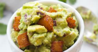 Chile Spiced Pineapple Guacamole