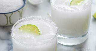 Skinny Coconut Margarita