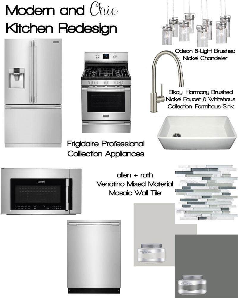 Frigidaire Collage