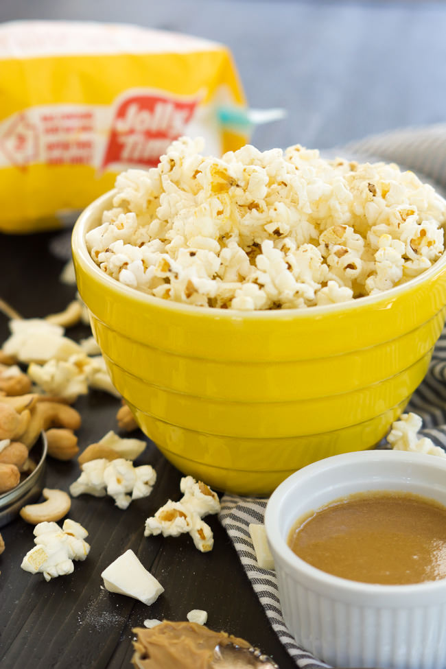 ... caramel nuts caramel popcorn with cashews white chocolate caramel corn