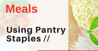 The Cooking Class Files: Speedy Meals Using Pantry Staples