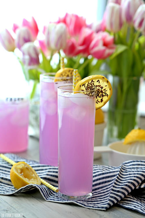 Lavender Lemonade   The Cookie Rookie