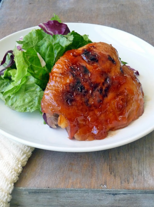 Baked Apricot Chicken | Life Tastes Good