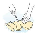 How To Break Down a Chicken   Step 6