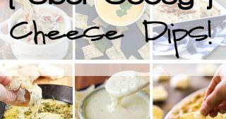30 Uber Gooey Cheese Dips!