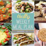 Healthy Meal Plan Week #11