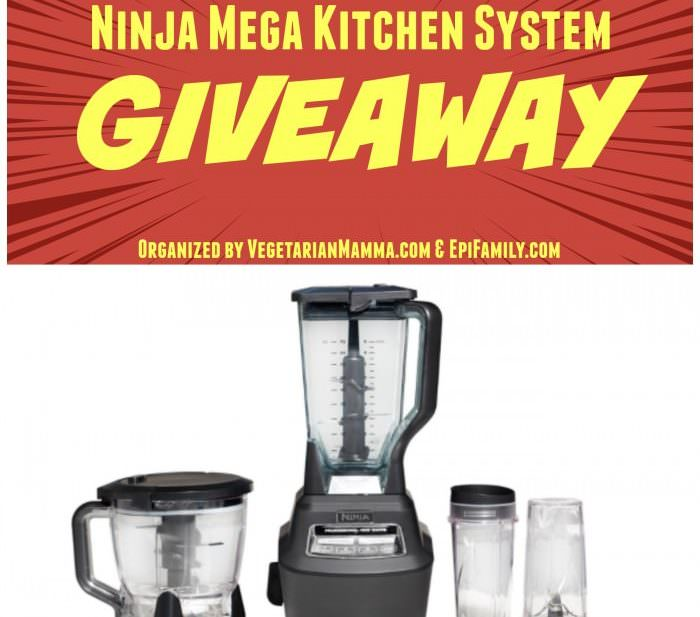 Ninja Mega Kitchen System Blender Giveaway!