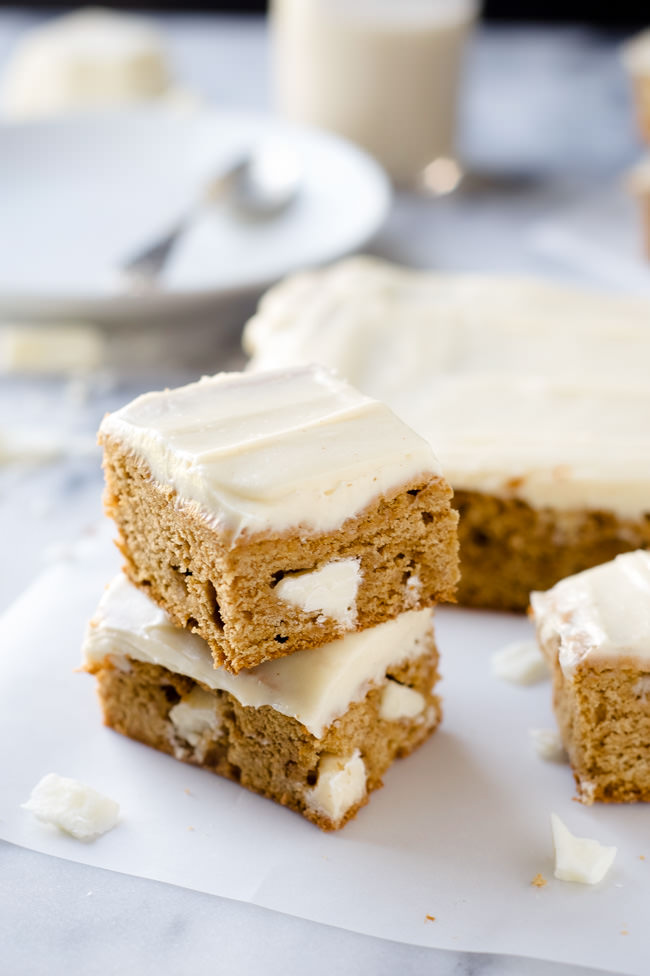 pictures Spice Cake with Brown-Butter Frosting