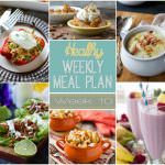 Healthy Weekly Meal Plan #10