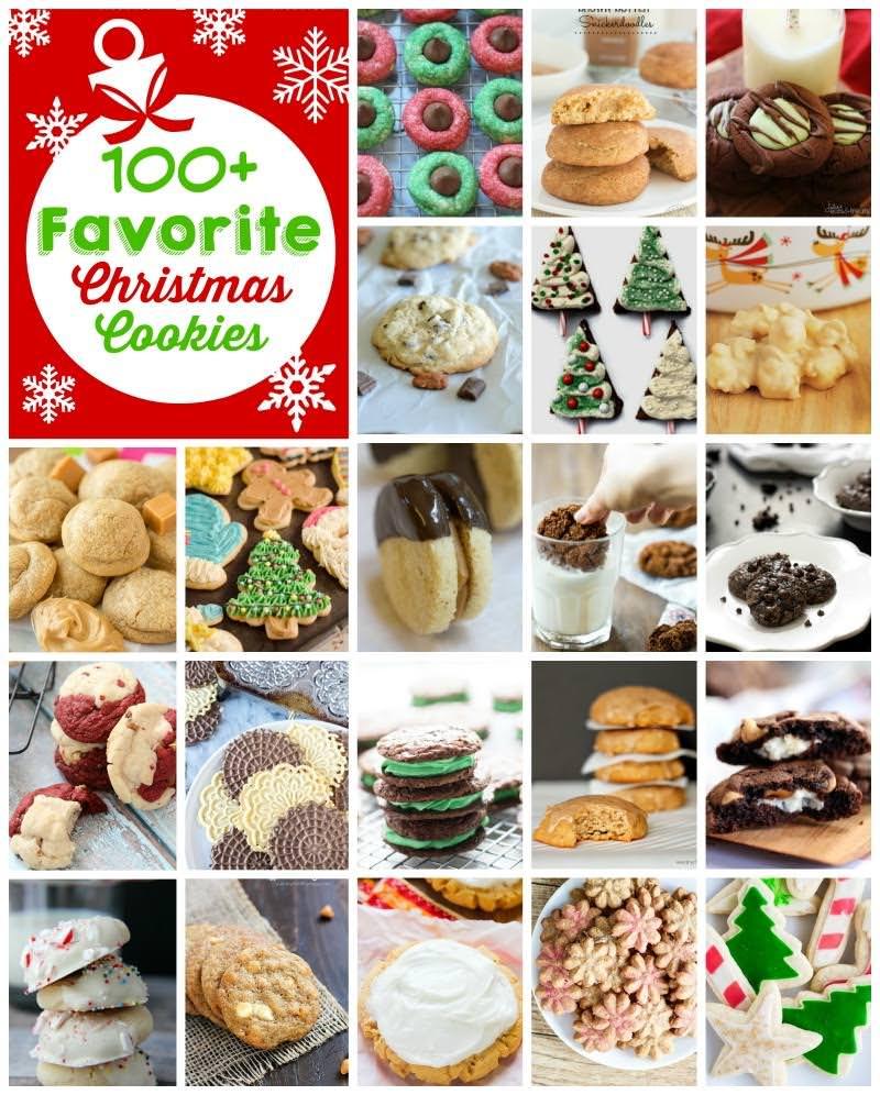 100+ Christmas Cookies