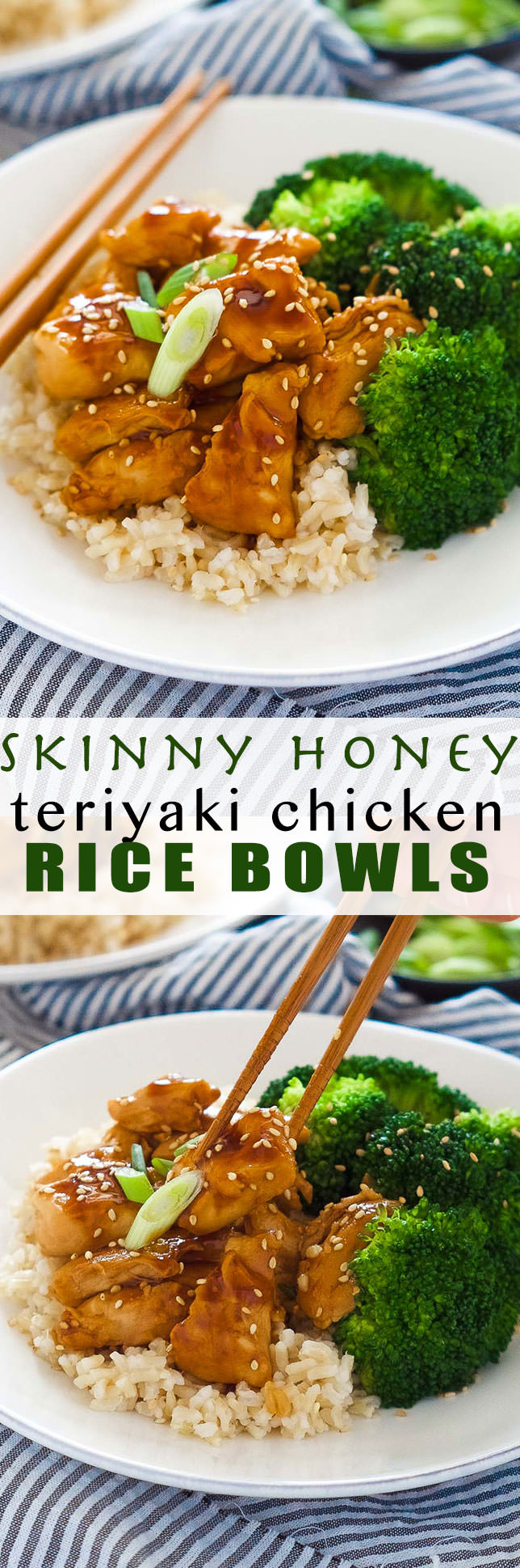 This Honey Teriyaki Chicken Recipe is a quick dinner idea that is family friendly and budget friendly! It only requires a few ingredients and it is perfect for meal prep! #healthyweeknightdinners #easyasianrecipes #mealpreprecipes #budgetfriendlyrecipes #easydinnerrecipes