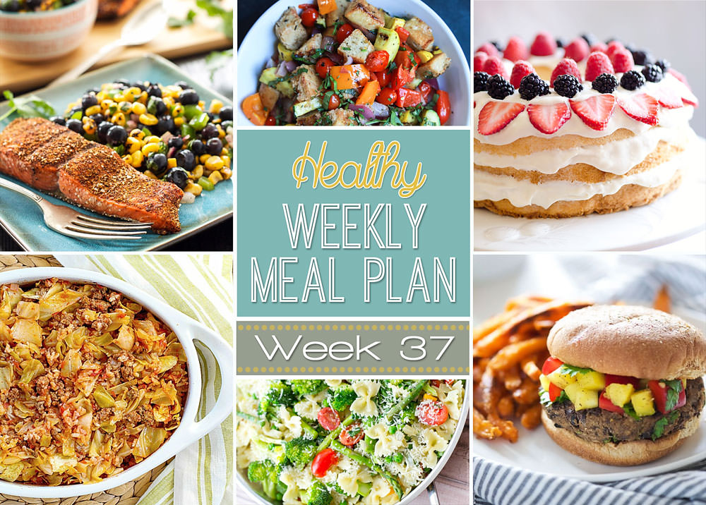 Healthy meal plan week 37 with salt and wit forumfinder Choice Image