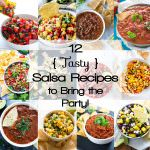 12 Tasty Salsa Recipes to bring the party this May 5th! Ole!