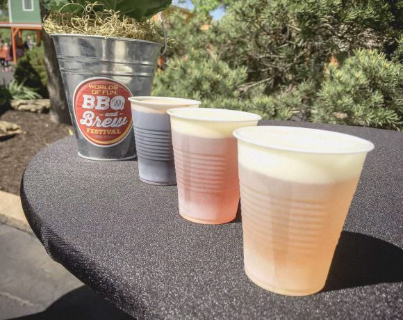 Worlds of Fun Hosts All-American BBQ & Brew Festival