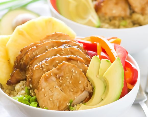 Hawaiian Teriyaki Bowl Recipe
