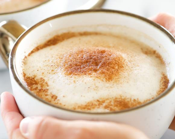Homemade Cinnamon Dolce Latte Recipe + A Video!
