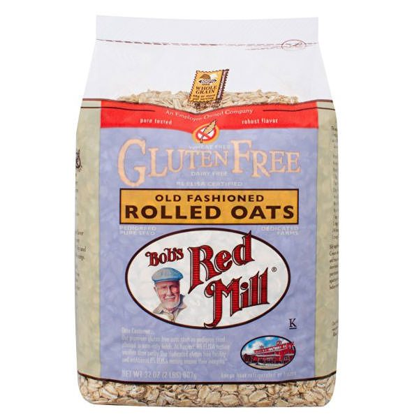 Gluten Free Old Fashioned Oats