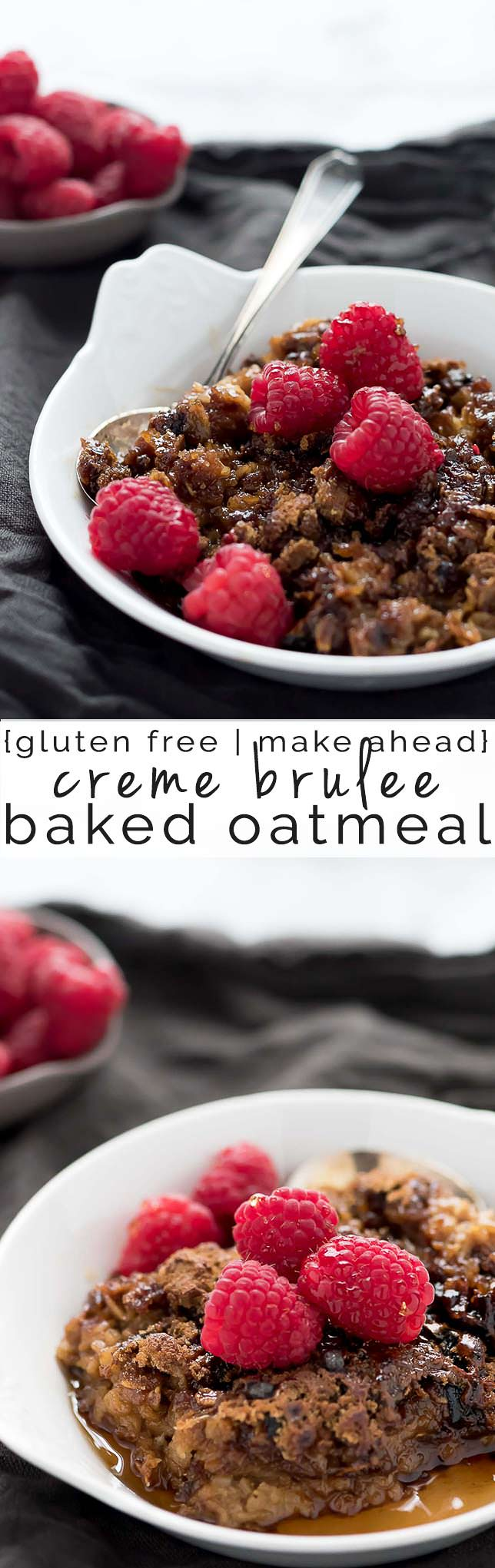 Healthy Baked Oatmeal Recipe, Casserole, Clean, Easy, Breakfast, Berry, Protein, Gluten Free, Simple, Weight Loss, 21 Day Fix, No Eggs