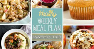 Healthy Meal Plan Week #69