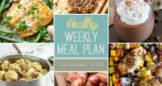 Healthy Meal Plan Week #68